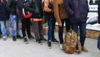 Edirne'de 727 düzensiz göçmen yakalandı
