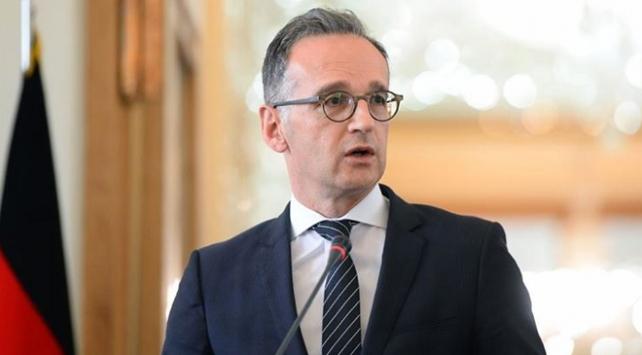 Maas: İade edilecek DEAŞlıların mahkemeye çıkması gerekli