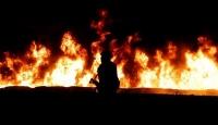 Mısır'da petrol boru hattında yangın: 6 ölü 15 yaralı