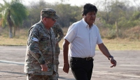 Bolivya'da Morales'i istifaya çağıran general görevden alındı