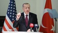Cumhurbaşkanı Erdoğan: İstikbalimiz söz konusu olunca her şey ikinci planda kalır