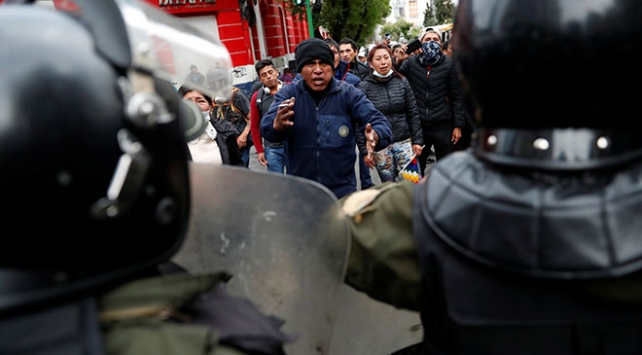 Bolivyadaki şiddet olaylarında ölü sayısı 9a yükseldi