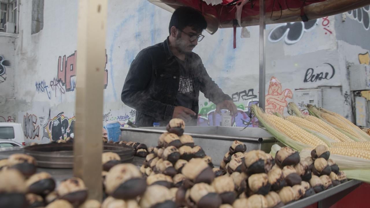 İstanbul'un seyyar satıcıları