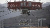 Çin, Huaylay ilçesindeki özel alanda Mars'a iniş testi yaptı