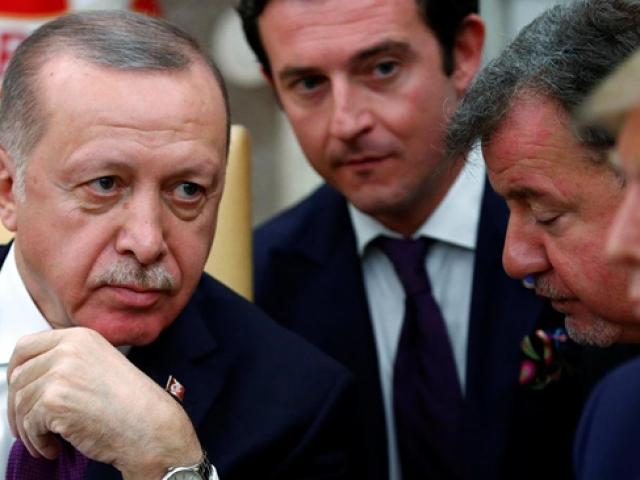 Erdoğan'dan PYD/YPG destekçisi senatörlere tepki