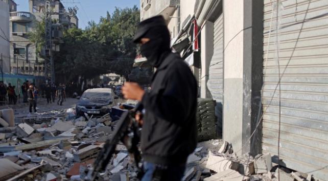 İsrail saldırısında İslami Cihadın komutanlarından Sevarika yaşamını yitirdi