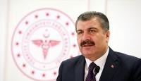 Sağlık Bakanı Koca, Yıldırım Akbulut'u hastanede ziyaret etti