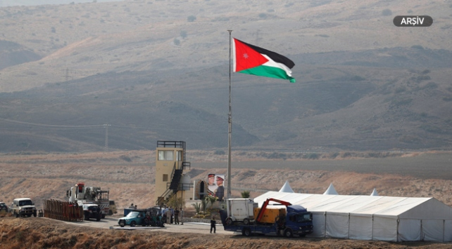 Ürdün, El-Bakura ve El-Gamr bölgelerini İsrailden geri aldı