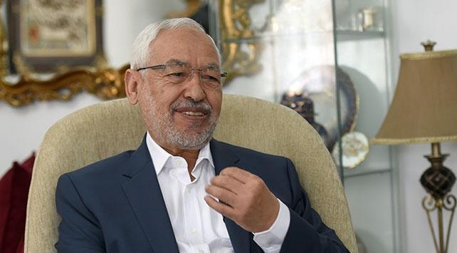 Portre: İdam masasından meclis başkanlığına Raşid el-Gannuşi