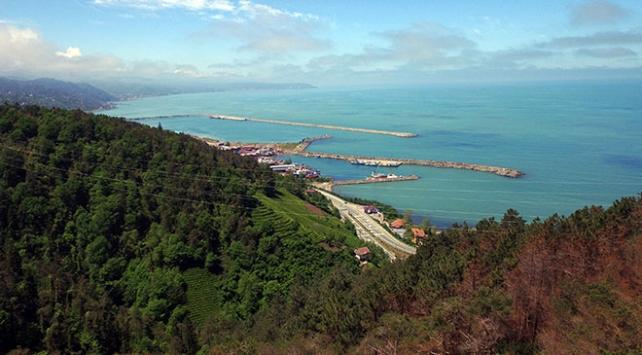 Trabzonda korunan alanları 2,2 milyon kişi gezdi