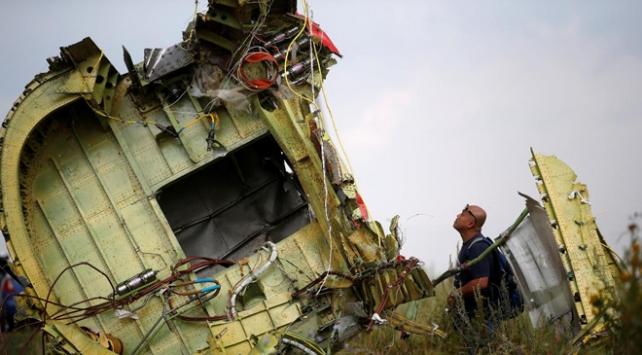 Ukraynada 2014te düşürülen Malezya uçağı ile ilgili yeni tanık çağrısı