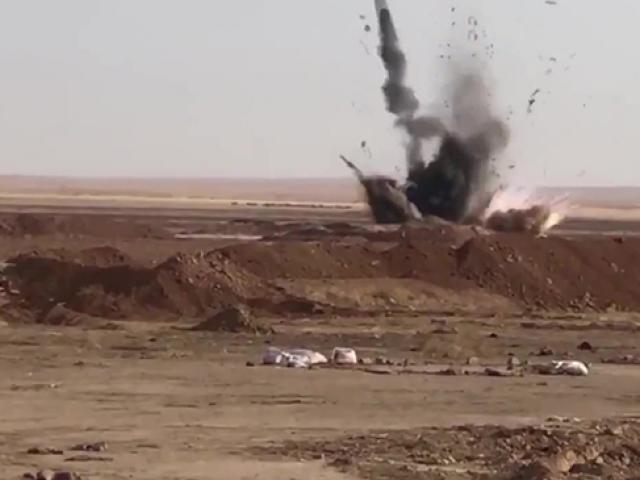 Tel Abyad'da bombalı araç saldırısı son anda önlendi
