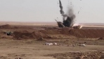 Tel Abyadda bombalı araç saldırısı son anda önlendi