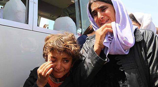 """""""PKK Ezidilerin evlerine dönmesine izin vermiyor"""""""