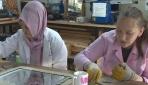 Ankaradaki okulda özel öğrencilerin elinden her iş geliyor