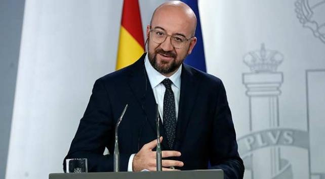 AB Konseyi Başkanı Michel: Göçmen sorununu sorumlulukla ve dayanışma içinde çözmeliyiz