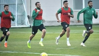 Beşiktaş Konyaspor maçı hazırlıklarına başladı