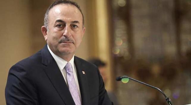 Bakan Çavuşoğlu: Koalisyon ortaklarımızdan, PKK/YPGden kendilerini ayrıştırmalarını bekliyoruz
