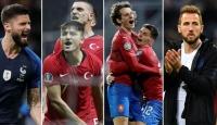 4 ülke EURO 2020'yi garantiledi, işte gecenin sonuçları