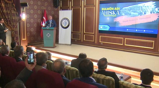 Ahıska Türklerinin acı dolu günleri  Ankara'da anlatıldı