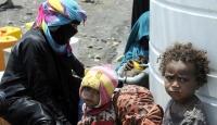 """""""Yemen'de savaştan bu yana 2 milyon kadın göç etti"""""""
