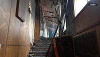 Çin'de bina yangını: 5 ölü