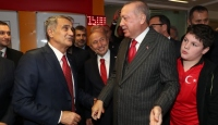 Cumhurbaşkanı Erdoğan, milli maçı TRT SPOR'a yorumladı