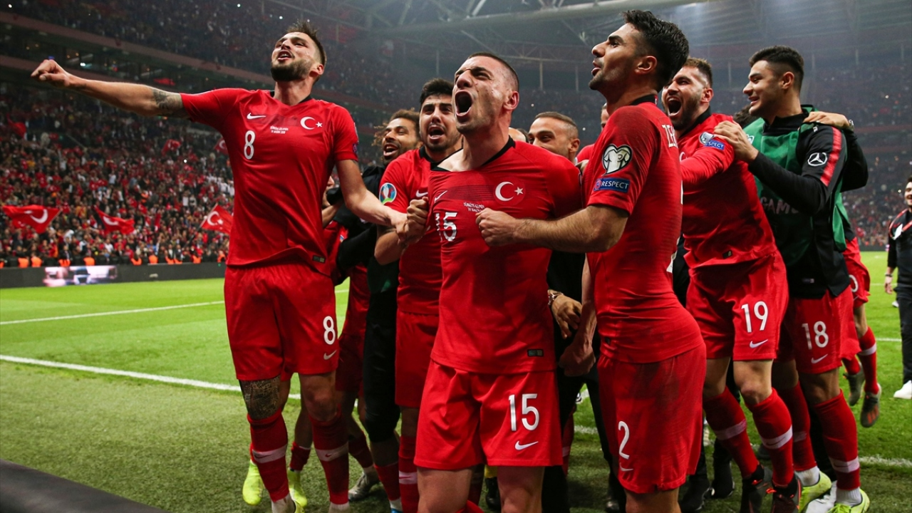 Türkiye EURO 2020de