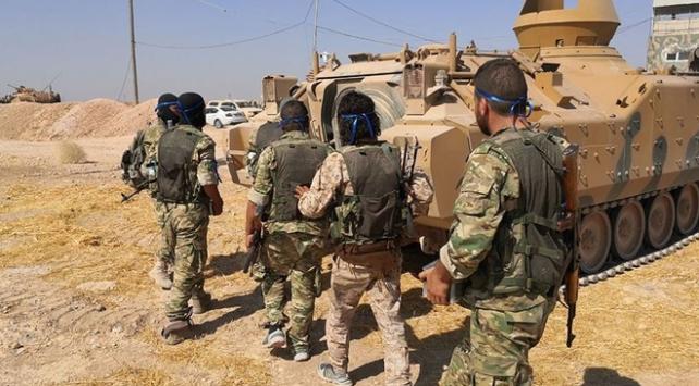 Suriye Milli Ordusu 9 Ekimden bu yana 224 şehit verdi