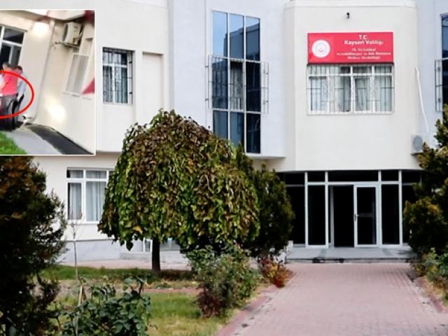 Rehabilitasyon merkezinde engelli gence şiddet