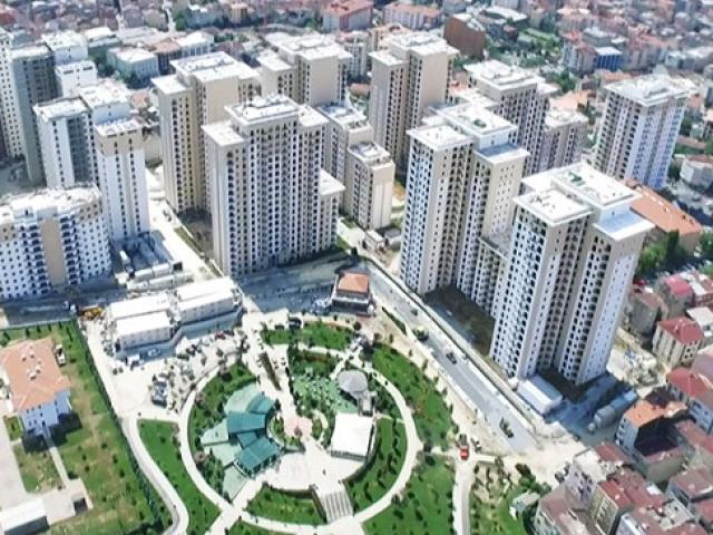 Türkiye riskli binaların yenilenmesi için kentsel dönüşüme gidiyor