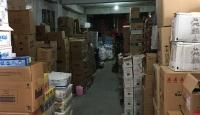 Tekirdağ'da 25 bin liralık ıslak mendil hırsızlığı: 5 gözaltı