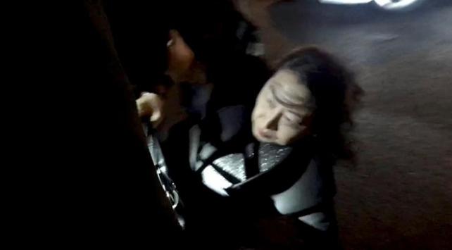 Hong Konglu yetkiliye Londra'da sözlü ve fiziki saldırı