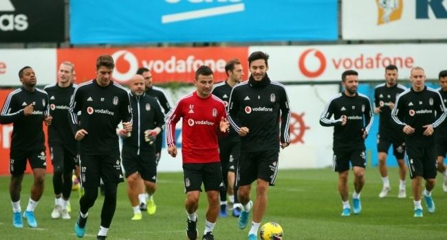 Beşiktaş tempo yükseltti