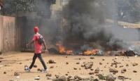 Gine'de anayasa reformu protestolarında 3 kişi öldü