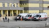 Sivas'ta 18 kişi lahmacun yedikten sonra hastaneye kaldırıldı