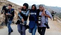 İsrail güçleri Batı Şeria'daki gösterilerde 2 kişiyi yaraladı