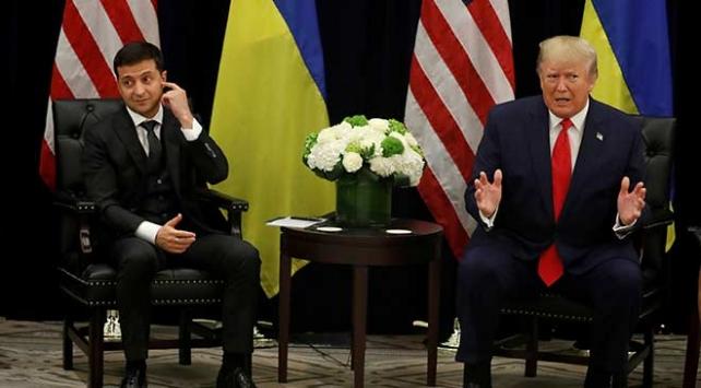 Trump ile Zelenskiyin ilk telefon görüşmesinin metnini yayımlandı