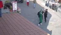 Başörtülü öğrencilere saldıran kişi gözaltına alındı
