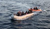Son bir haftada bin 943 düzensiz göçmen yakalandı