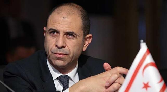 KKTC Başbakan Yardımcısı Özersay: Türkiye iyi ve kötü günümüzde yanımızda olan tek devlettir