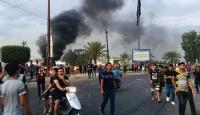 Irak'ta Tahrir Meydanı'nda bombalı saldırı düzenlendi