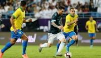 Arjantin Messi'nin tek golüyle Brezilya'yı yendi