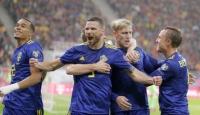İsveç, EURO 2020 biletini kaptı