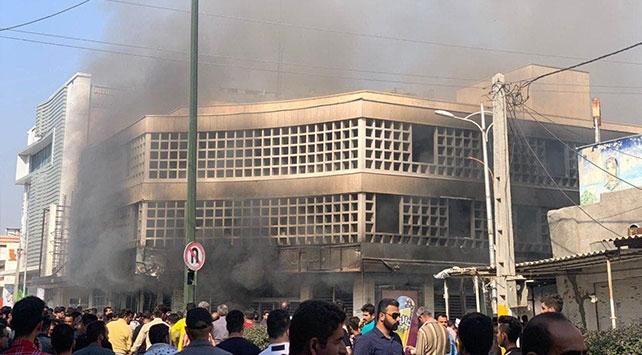 İranda benzin zammı protestolarında bir kişi öldü