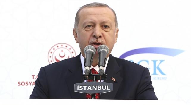 Cumhurbaşkanı Erdoğan'dan EYT açıklaması: Seçim kaybetsek de yokum