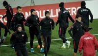 A Milliler Andorra maçı hazırlıklarını tamamladı