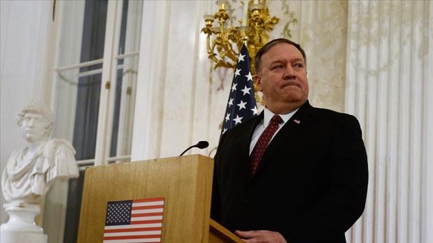 Pompeodan İrandaki protestoculara destek: ABD sizin yanınızda