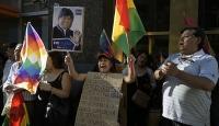 Bolivya'da Morales'in partisinden parlamentoda seçim girişimi