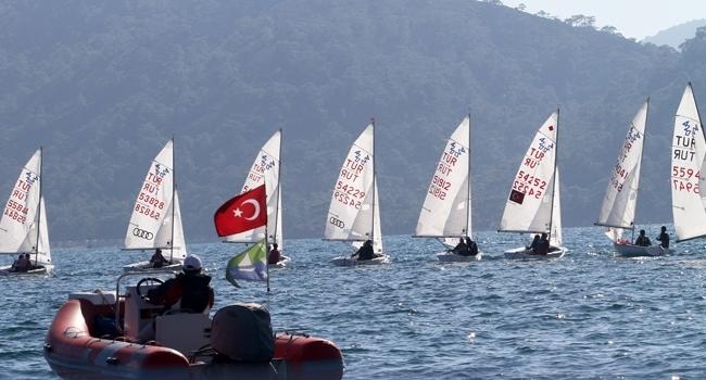 Türkiye Yelken Şampiyonası İstanbulda başlıyor